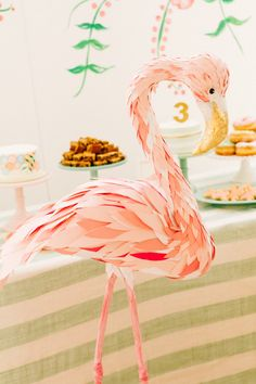 #flamingo  Photography: Pabelona Studio - pabelonastudio.com/