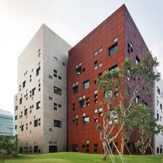 "Denton+Corker+Marshall+completes+""expressive+yet+dignified""+Australian+Embassy+in+Jakarta"