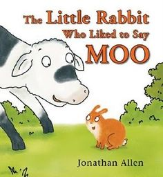 Has a funny twist for toddlers and preschoolers.  The animals are trying out all of the other farm animal sounds.  What is the animal's favorite sound? You'll have to read to find out!  Little ones will love acting out the story with you and pretending to be different animals.