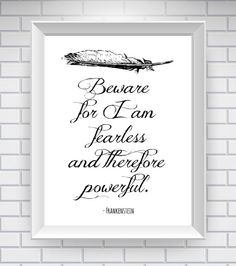 11 x 14 Frankenstein Quote Print Literary Quote by NeverMorePrints, $20.00