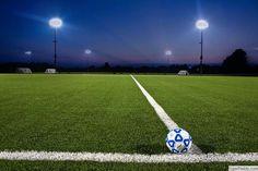9.soccer field always makes me happy