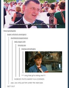 Thanks for Harry Potter, though. | 19 Times Tumblr Had Hilarious Questions For British People