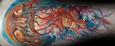 50 Coral Reef Tattoo Designs For Men - Aquatic Ink Mastery - 50 Coral Reef Tatt. - 50 Coral Reef Tattoo Designs For Men – Aquatic Ink Mastery – 50 Coral Reef Tattoo Designs For - Little Tattoos, Tattoos For Guys, Men Tattoos, Tatoos, Ocean Sleeve Tattoos, Timeless Tattoo, Unusual Tattoo, Mandala Tattoo Design, Tattoo Designs Men