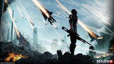 Il blog di Lollo: Mass Effect 3: il finale che odio