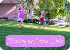The Educators' Spin On It: Tips on Raising an Active Child - We Get It Series.  What are strategies that work for your child?