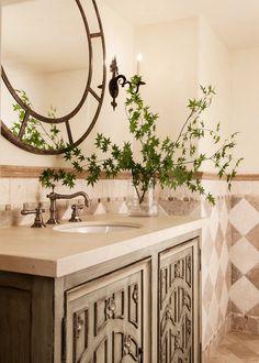 Laura Lee Clark Interior Design | Gallery | Bathrooms