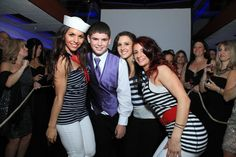 New York Bar Mitzvah Cruise - Nautical Theme | Mazelmoments.com