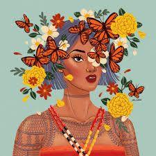 Philippine Mythology, Philippine Art, Filipino Art, Filipino Culture, Illustration Art Drawing, Art Drawings, Filipino Fashion, Philippines Culture, Black Cartoon