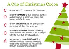 Christmas Poems for Church Bulletins   Advent1lesson   the colours ...