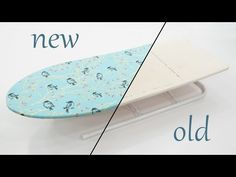 How to Sew an Ironing Board Cover - YouTube