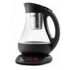 Wolfgang Puck BETM0010 Bistro 1500 Watt Electric Tea Maker in Black