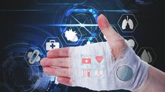 The bandages would use real-time 5G technology to monitor and record what treatment is needed.
