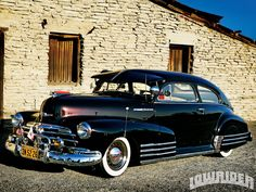 Image result for 47 chevy fleetline