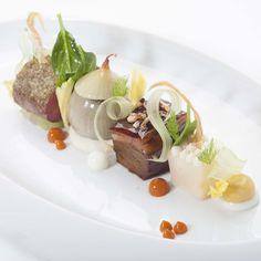 Spannende Gerichte im Restaurant Lorenz Adlon Esszimmer | www.cremeguides.com