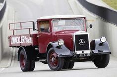 Mercedes-Benz L 3500 - 1937