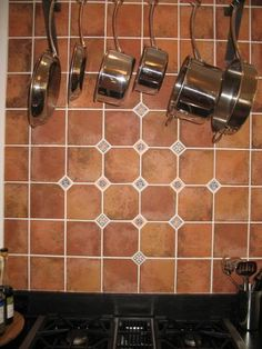 Decorative Tile Inserts Cool Decorative Tile Accent Over Cooktop  Google Search  Decorative Design Decoration