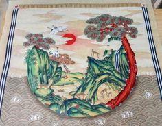 전국민화 공모전 <꿈꾸는 세상> : 네이버 블로그 Korean Painting, Tableware, Paintings, Dinnerware, Paint, Tablewares, Painting Art, Painting, Dishes