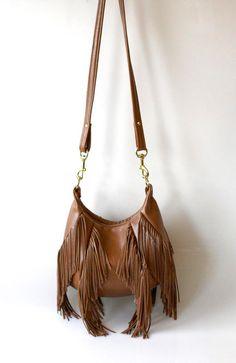 Tassel Bag- awesome via Etsy opeliecreative $303