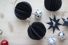 3 diy navideños con estilo nórdico Diy Decorating, Nordic Style, Creativity, Xmas, Home