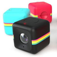 These Cute Little Polaroid Cube Action Cams Are Perfect For All Of Your Getaway Photo-Ops