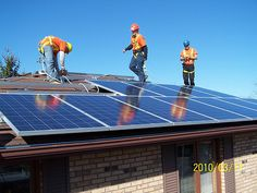 Solar Panel Installation - how to install a residential solar power system
