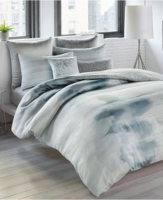 DKNY Cloud King Duvet Cover & Reviews - Duvet Covers - Bed & Bath - Macy's