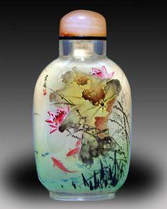 arte en botellas