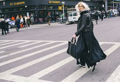 Street Style: New York Fashion Week Fall 2015 – Vogue