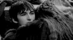 Bran and Sansa Stark. Game of thrones season 7 episode 3 spoilers. Sophie Turner, Isaac Hampstead Wright