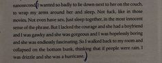 Looking for Alaska. Probably my absolute favorite teen fic book. Like, ever.
