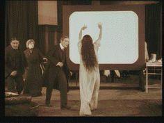 Leonce Perret … Le Mystère des roches du Kador, 1912 … die Methode Williams, rückwärts und vorwärts 2: Behandlung von Psychosen und Gedächtnisverlust mit Hilfe der Kinematographie 2 #frau_in_weiss #woman_in_white #old_movies #female_trouble #Film_history #gender_studies #Leonce_Perret