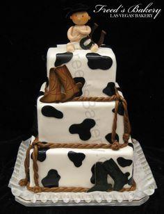 Baby Cowboy - Freed's Bakery - Las Vegas, Nevada#idiKjiJDEOn228XztFBX-xrQ