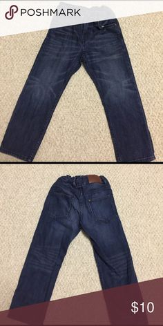 Boys Relaxed Fit jeans Boys Realaxed fit dark wash jeans H&M Bottoms Jeans