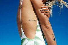 Inspiration for an upside down flower tattoo next