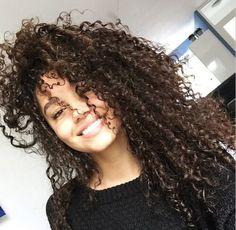 Imagem de girl and curls