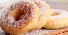 Beignets Cuits au Four - Page 2 sur 2 - Tasties Foods Air Fryer Recipes Easy, Oven Recipes, Cooking Recipes, Apple Cake Recipes, Donut Recipes, Snack Recipes, Dessert Recipes, Quick Family Meals, Family Recipes