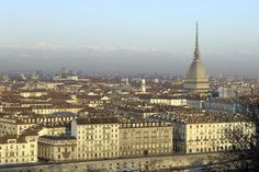 Visiting Turin: Baroque Cafes and Squares, Museums, and the Shroud