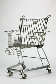 Silla-carro de la compra