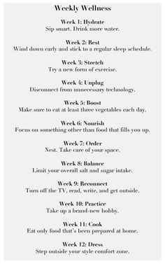 WELLNESS// we're eating our veggies this week. one thing to focus on each week to help adopt a healthier, more mindful lifestyleweekly wellness. one thing to focus on each week to help adopt a healthier, more mindful lifestyle Wellness Plan, Wellness Center, Wellness Tips, Health And Wellness, Health Fitness, Mental Health, Health Fair, Personal Wellness, Workplace Wellness