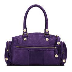 Munich & Du // Luise in color: purple