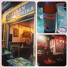 Fenan Klein Afrika in Amsterdam, Noord-Holland