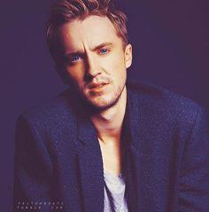 Tom Felton: Draco yes please