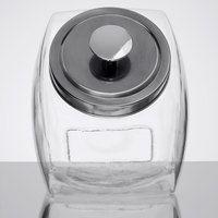 Food Storage Jars | Ingredient Canisters Glass Candy Jars, Glass Jars With Lids, Jar Lids, Glass Containers, Glass Food Storage, Jar Storage, Storage Ideas, Gallon Glass Jars, Kitchen Pantry Storage