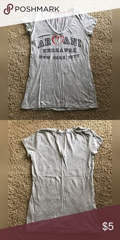 Armani Exchange t-shirt Armani Exchange T-Shirt in size XS Armani Exchange Tops Tees - Short Sleeve