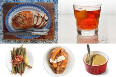 Thanksgiving for Two   SAVEUR
