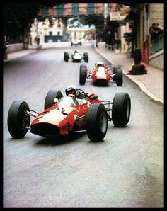 Lorenzo Bandini - Monaco 1965
