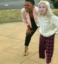 S Girls, Kpop Girls, Nayeon, Pink Lamborghini, Twice Video, Twice Photoshoot, Memes, Twice Dahyun, Free Therapy