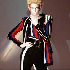 """Vogue Paris Fevereiro 2015   """"Studio Vogue"""" by David Sims - Balmain"""