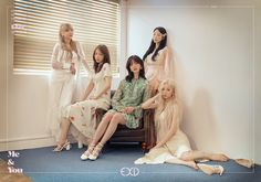 "Girl Group Zone! on Twitter: ""[PICS] 190512 EXID 'ME&YOU' Teaser Image #7… """