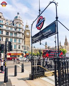 Westminster Station, Westminster